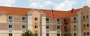 Commercial Roofing Example Hotel