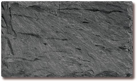 Mottled Gray Black Slate Roof Tile