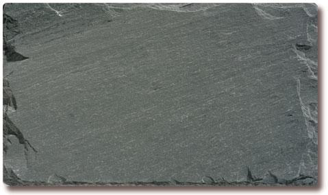 Semi-Wathering Gray-Green Slate Roof Tile