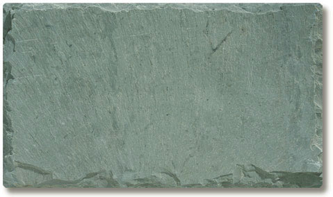 Unfading Green Slate Roof Tile