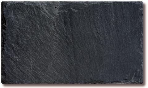 Canadian Black Slate Roof Tile