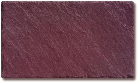 Royal Purple Slate Roof Tile