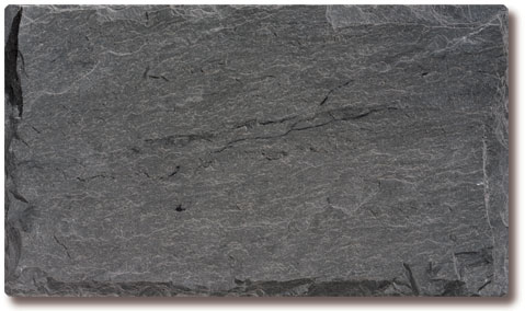Semi-Wathering Gray Slate Roof Tile
