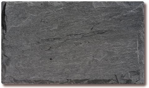 Semi-Wathering Gray Slate Roof Tile